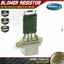 HVAC Blower Motor Resistor for Ford Focus S-MAX C-MAX Fiesta Mondeo Fusion 01-15