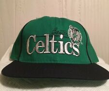 Vintage Boston CELTICS Snapback Hat The Game Collectors Series NWT 2841/6000