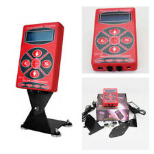 Hurricane Digital LCD Tattoo Machine Tatuaggio Alimentazione Power Supply Best