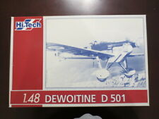 1/48 Hi Tech Dewoitine D 501