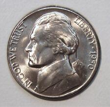 1950 D BU Jefferson Nickel Pulled From OBWRoll