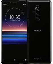 Sony Xperia 1 128GB DS Black Nero Grado A+ Ricondizionato