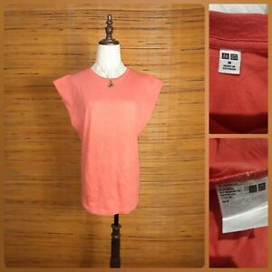 UNIQLO WIDE SHOULDER LOOSE FIT SHIRT like new best fit medium-large