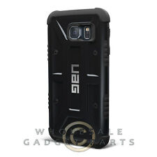 UAG - Samsung Galaxy S6 Composite Case with Screen Kit - Black Shell Guard