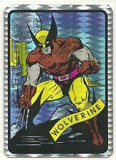 1990  Marvel Universe Vending Prism Sticker Card -  WOLVERINE - *M/NM