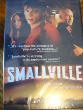 """SMALLVILLE EMMY DVD 2EPISODES  """"ROSETTA""""&""""VORTEX"""" CHRISTOPHER REEVE TOM WELLING"""