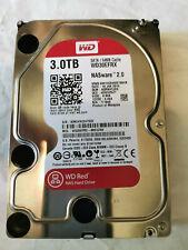 Western Digital WD Red 3TB,Internal,5400 RPM 3.5 WD30EFRX - 68EUZN0