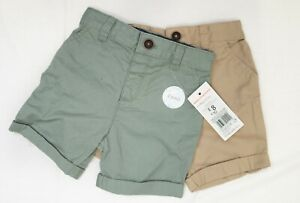 !! EX F&F !! BOYS FRED & FLO 2 PACK OF SHORTS ALL SIZES FREE POSTAGE