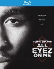 All Eyez on Me (Blu-ray Disc, 2017)