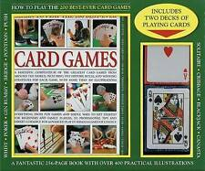 How To Play the 200 Best-Ever Card Games by Anness Publishing giftset