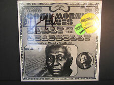 Early Leadbelly 1935-1940 Narrated by Woodie Guthrie, Biograph BLP 12013 sealed