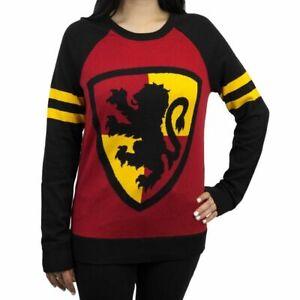 Harry Potter Gryffindor Juniors Sweater NEW!! OFFICIAL MERCHANDISE