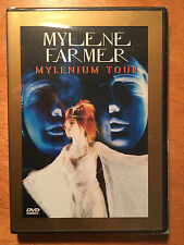 Mylene Farmer Mylenium Tour PAL DVD - NEW