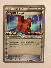 Pokemon Card / Carte Trainer's Assault Vest Promo 220/XY-P