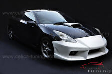 toyota celica T23 1999-2005 Bomex style body kit bumper side skirts