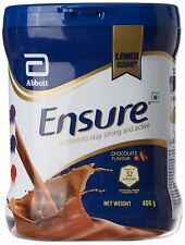 Abbott Ensure Balanced Adult Nutrition Health Drink ( Chocolate)  400g
