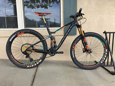 2017 Scott Spark 700 Plus Tuned 27.5 Plus Mountain Bike Full Suspension XC Trail