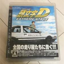 Initial D Extreme Stage  PS3 Sony play station Japan import Good condition