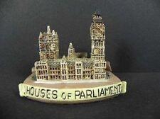 CASAS of Parlamento, 5cm Poly Listo Modelo, Inglaterra GB RECUERDO DE LONDRES