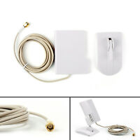 15dBi RP-SMA 2.4G Wi-Fi IP Camera Booster Wireless Antenna For Router Network UA