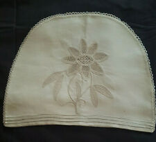More details for vintage embroidered tea cosy - beautiful work