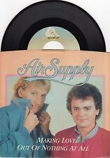 Air Supply-Making Love Out Of Nothing At All (Near Mint)