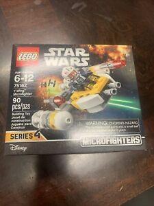 LEGO Star Wars Microfighters Series 4 Y-Wing Microfighter (75162) NIB