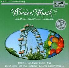 Robert Stolz Wiener Musik 12 [CD]