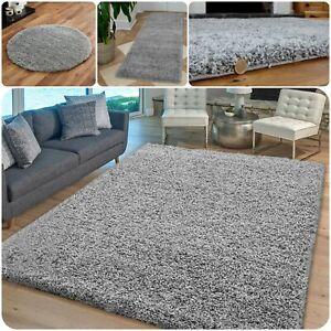 Stylish Thick Shaggy Large Rugs Hallway Rug Runner Living Room Carpet Deep Pile
