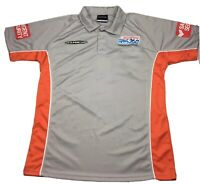 Phillip Island V8 Supercars 2013 Sargent Security Track Official Polo Shirt RARE