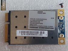 TOSHIBA PA3503U-1MPC, ATHEROS AR5BXB6 WIRELESS PCI CARD