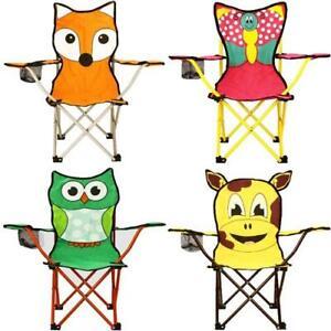 Kinder Klappstuhl Eule oder Schmetterling Faltstuhl Stuhl Campingstuhl