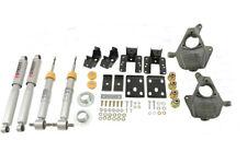 "Belltech Drop Kit 14-15 Silverado All Cabs 2wd 3""or 4"" F/ 5""or 6"" R w/SP Shocks"