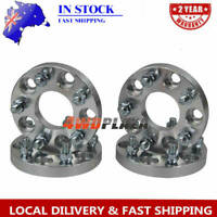 4PCS Wheel Spacers For NISSAN SKYLINE GT-R 2009-2013 5X114.3 20mm 5 Lugs
