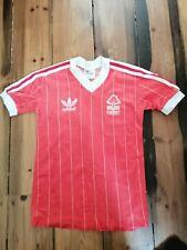 Nottingham Forest 1983 Home shirt - Adidas - (size Large Boys)