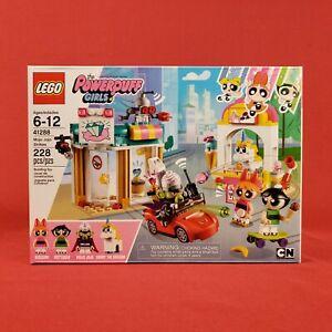 New Lego 41288 PowerPuff Girls Mojo Jojo Blossom Buttercup Donny the Unicorn