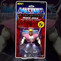Masters of the Universe Vintage Collection Action Figure Prince Adam Super7