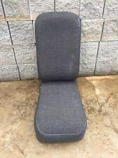 1999-2006 Chevy Silverado GMC Serria Middle Console Seat Grey Cloth OEM
