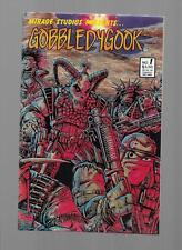 GOBBLEDYGOOK #1 | Early TMNT| Mirage | 1986 | VF/NM / PLUS OTHERS