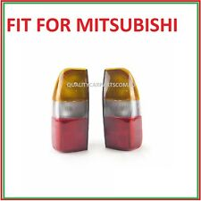 Tail light Left and rights sides 1996-2005 (with free globes) for Mitsubishi Tri