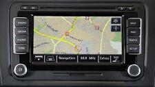 VW SKODA SEAT V15 RNS510/RNS810 2018 Navigation Map West Europe