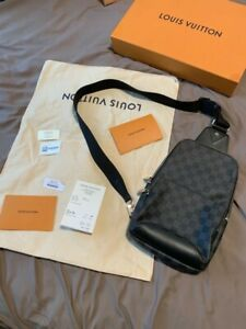 AVENUE SLING BAG LOUIS VUITTON
