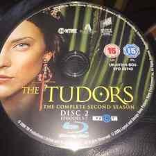 the tudors season 2 blu ray DISC 2 ONLY NO CASE
