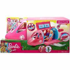 Barbie Dream Plane Avion pour Poupées - Rose