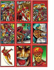 1992 Youngblood Cards (by Comic Images).  Three cards for $1.
