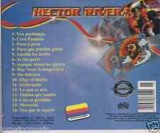 RARE salsa CD HECTOR RIVERA acelerando TUMBA QUE TUMBA oiga el tambo AT THEPARTY