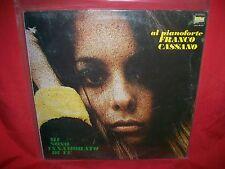CASSANO Mi sono innamorato di te LP 1981 Italy EX Luigi Tenco Bee Gees Beatles