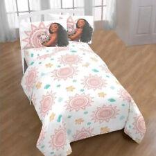 Walt Disney Moana Pua Pig 4 Piece FULL Microfiber Sheet Set Bedroom