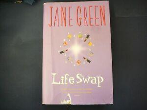 JANE GREEN 'LIFE SWAP' PAPER BACK NOVEL 463 PAGES