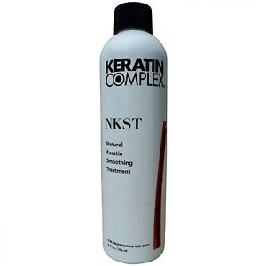 Keratin Complex NKST Natural Keratin Smoothing Treatment 8oz